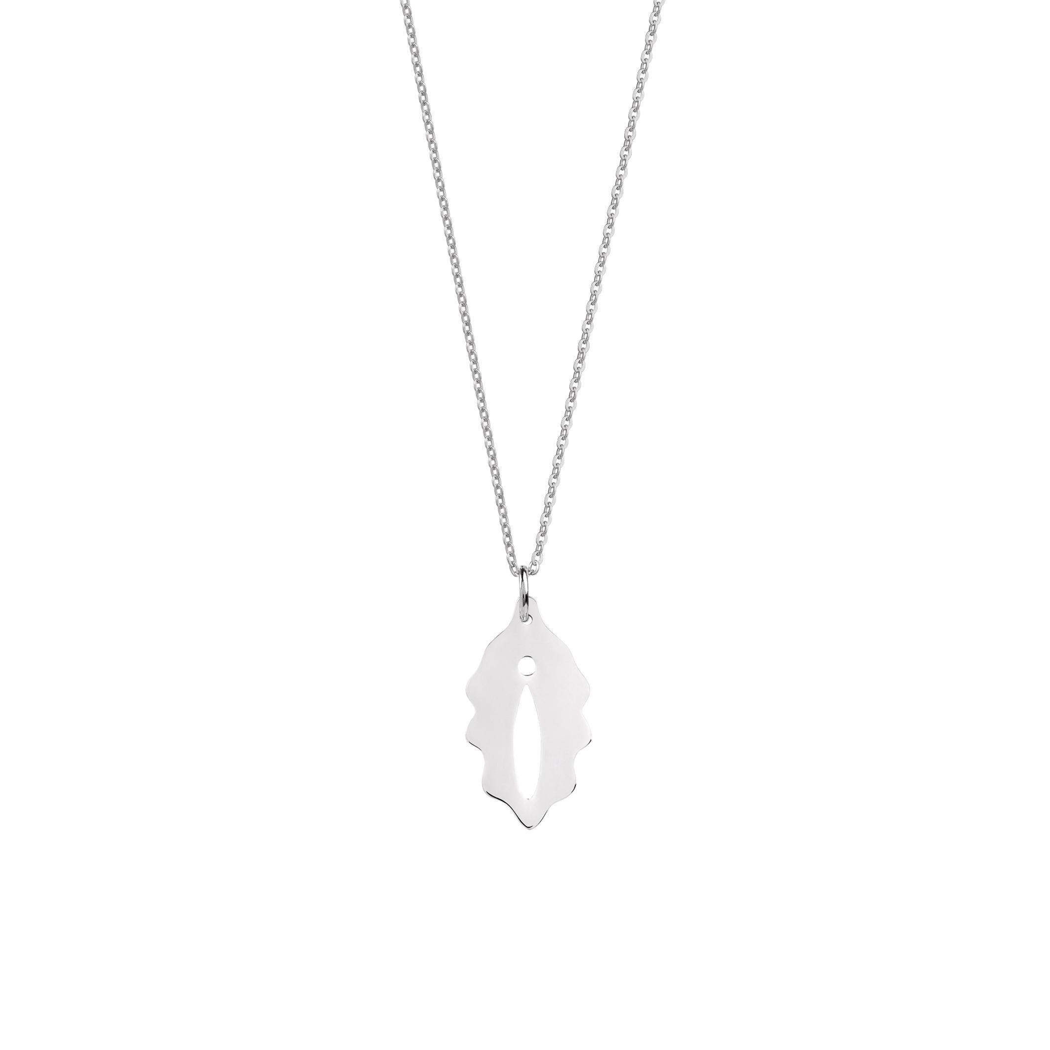 Feminin Necklace Silver