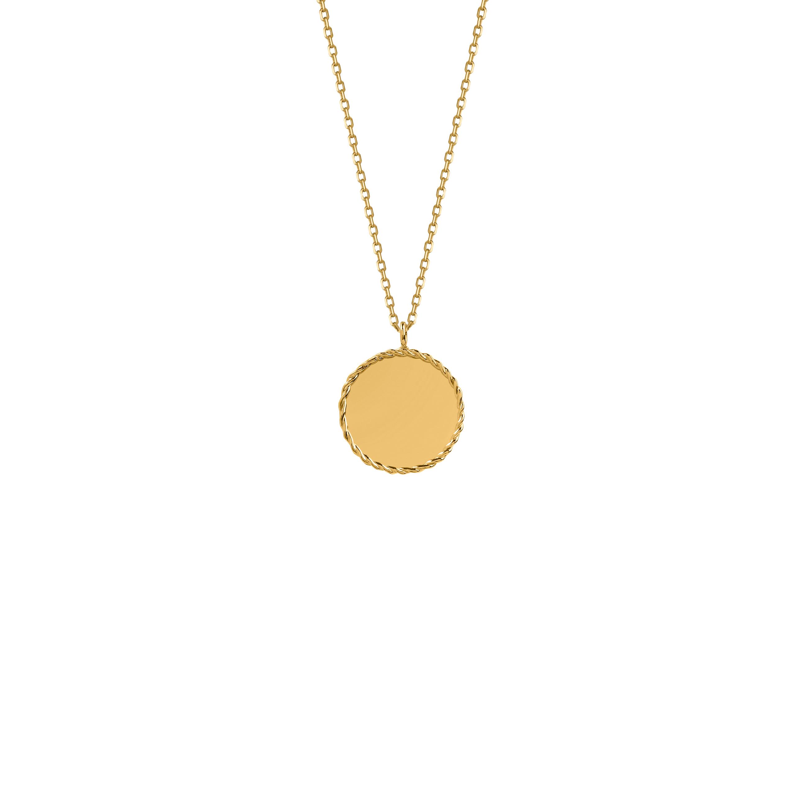 Medalion Gold