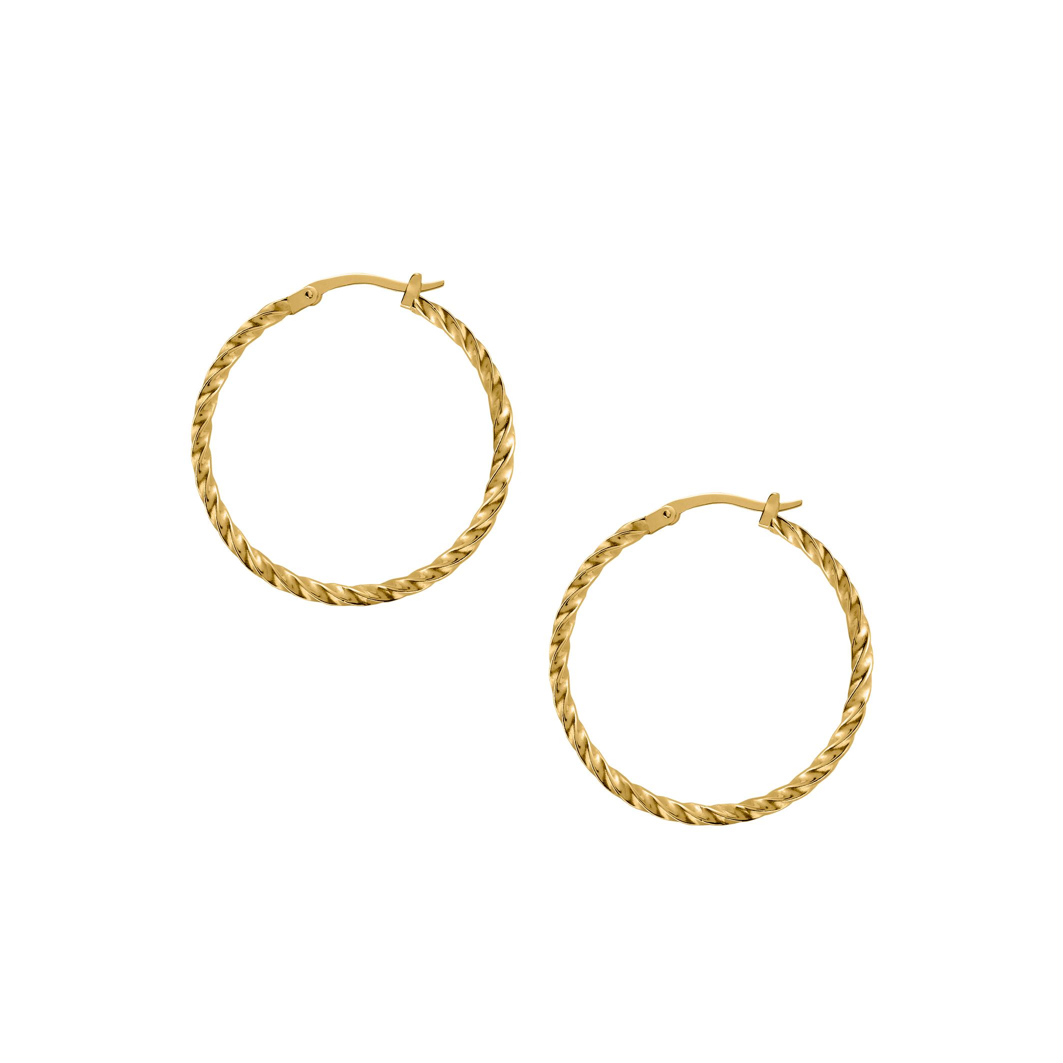 Vintage Circles Gold