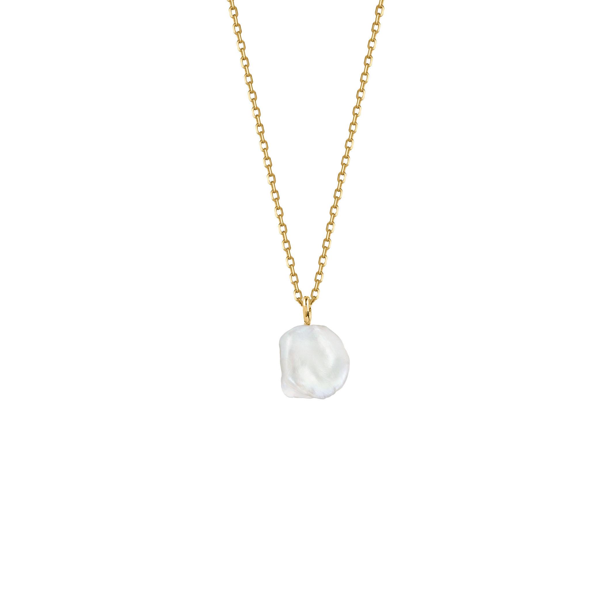 Medium Pearl Necklace