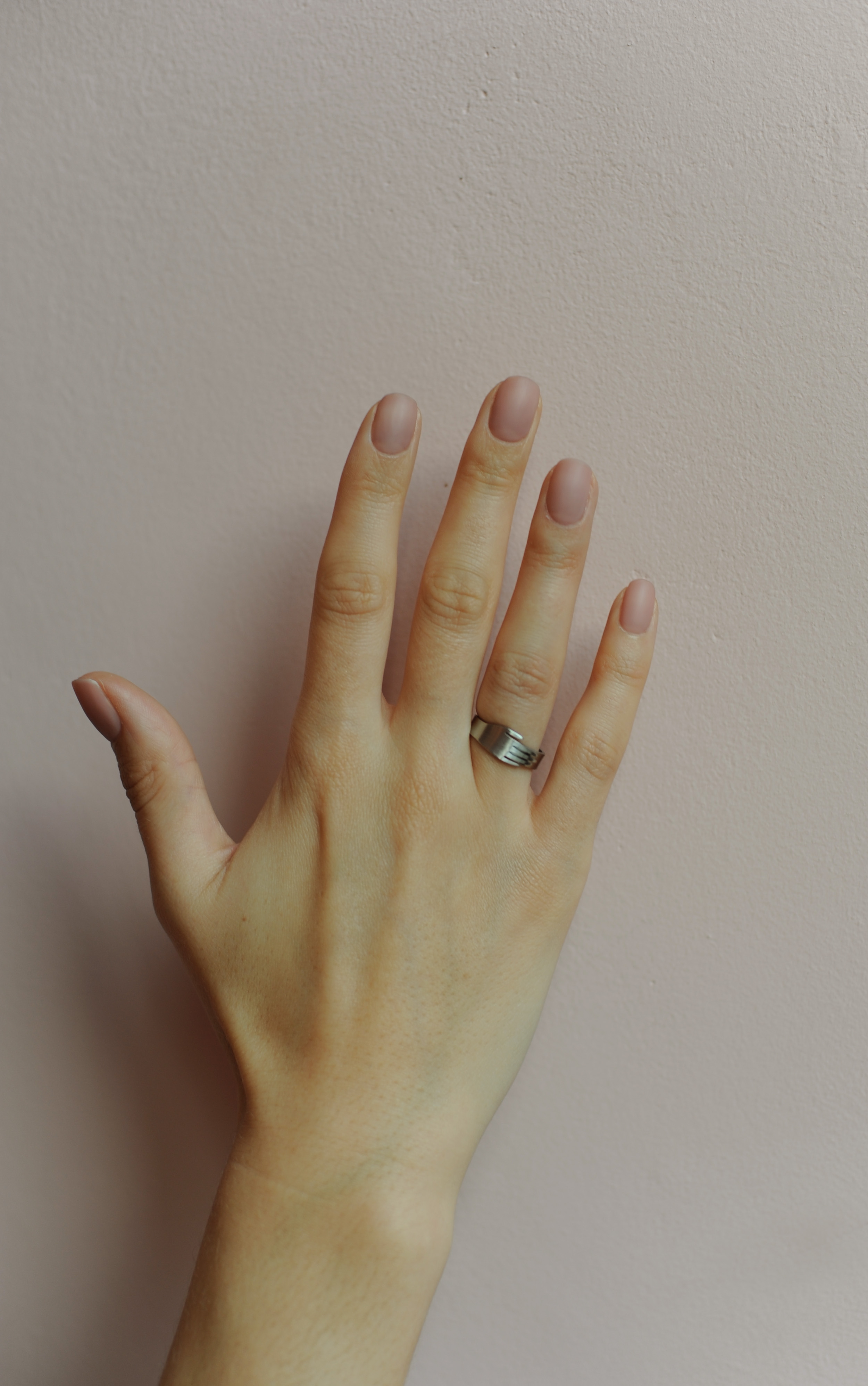 HAND RING/SILVER