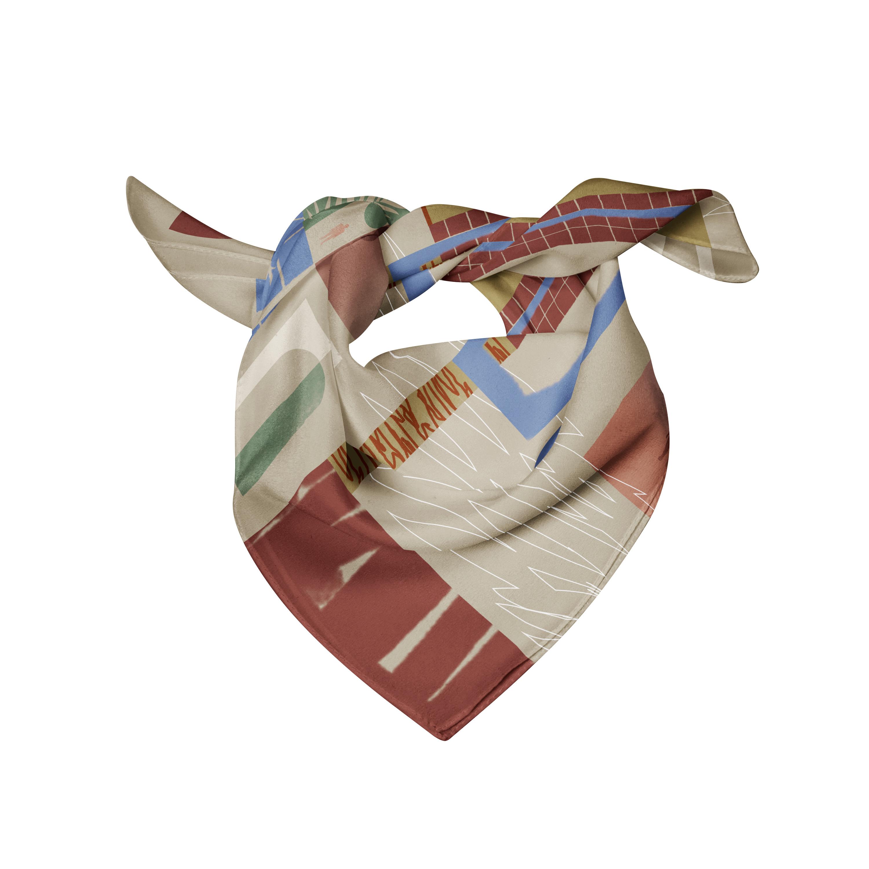 Natalia scarf