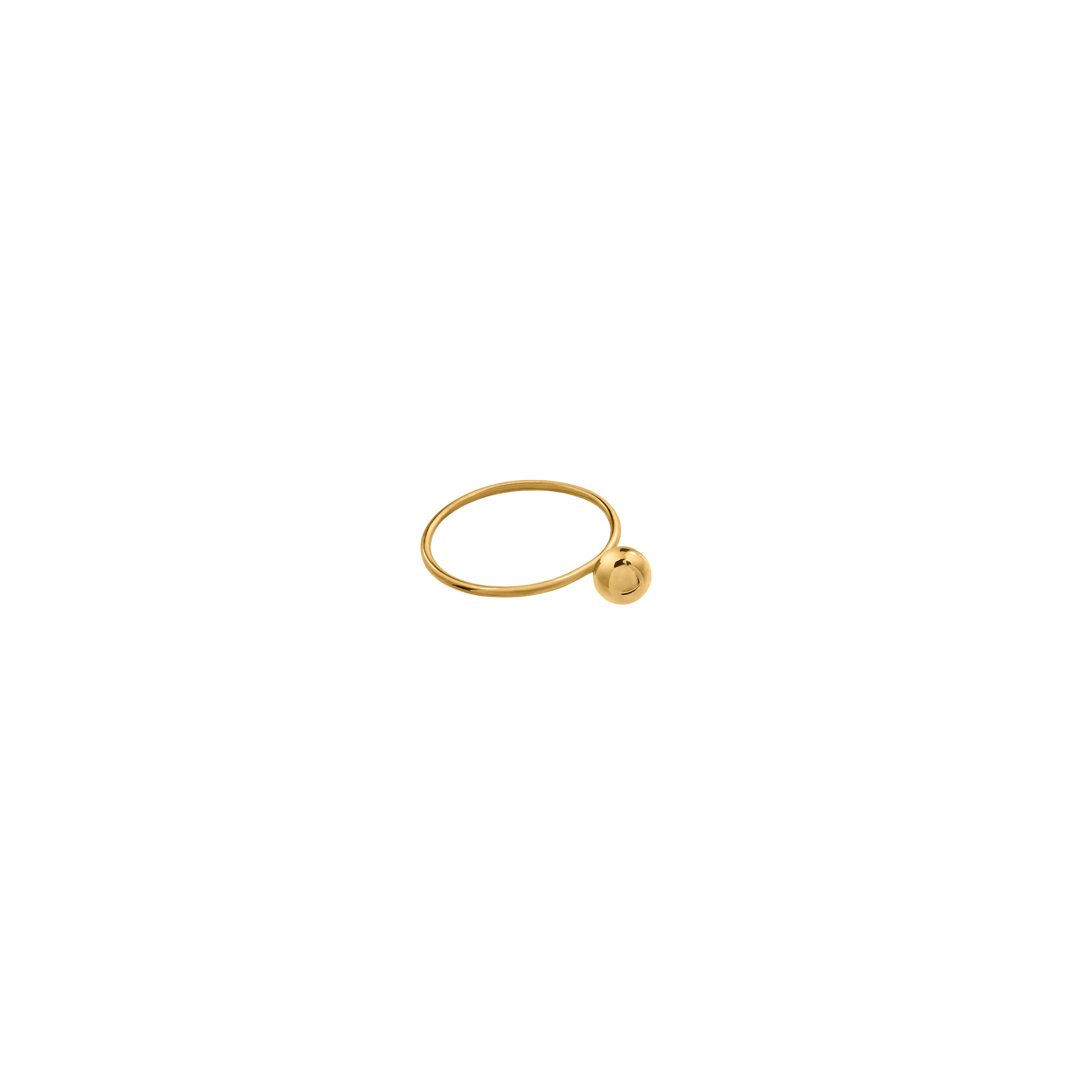 Simple Ring Gold 2
