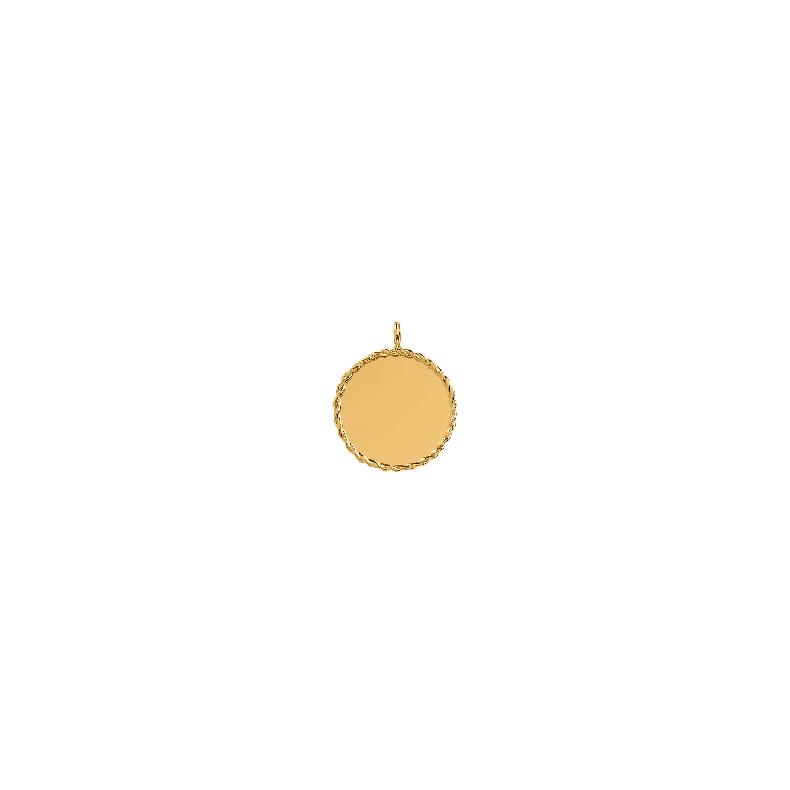 zawieszki – gold