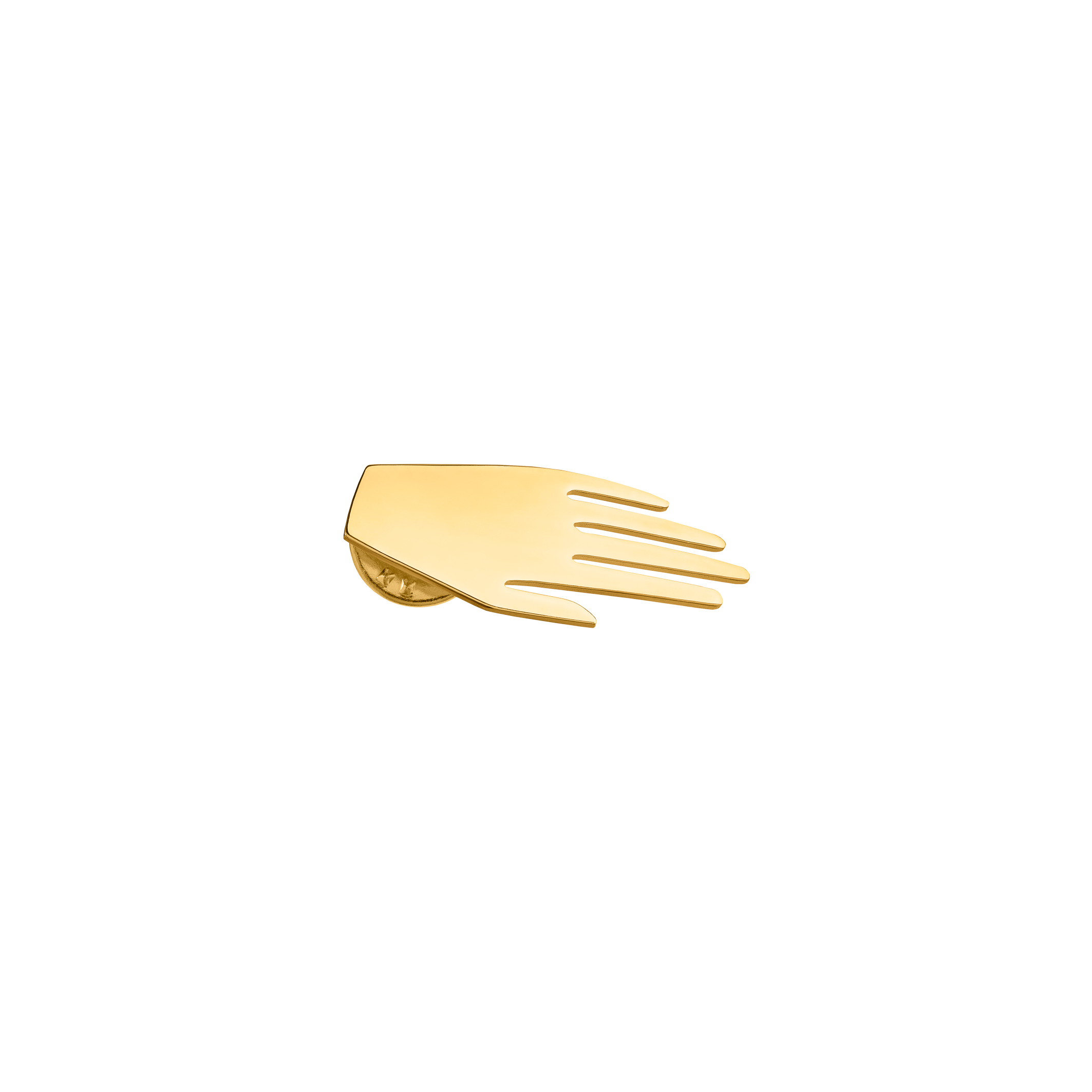 HAND PIN- GOLD