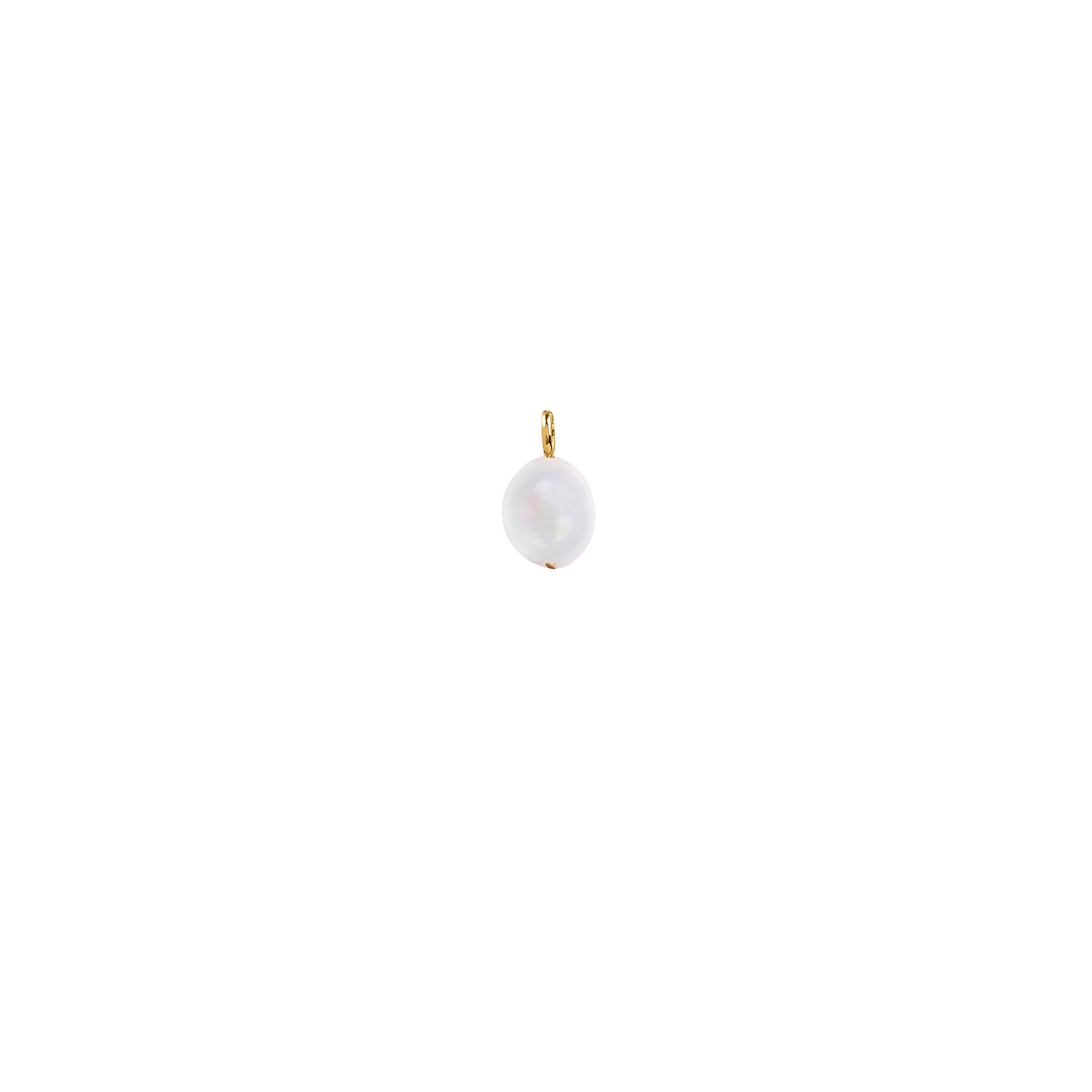 Zawieszka perełka Medium Gold