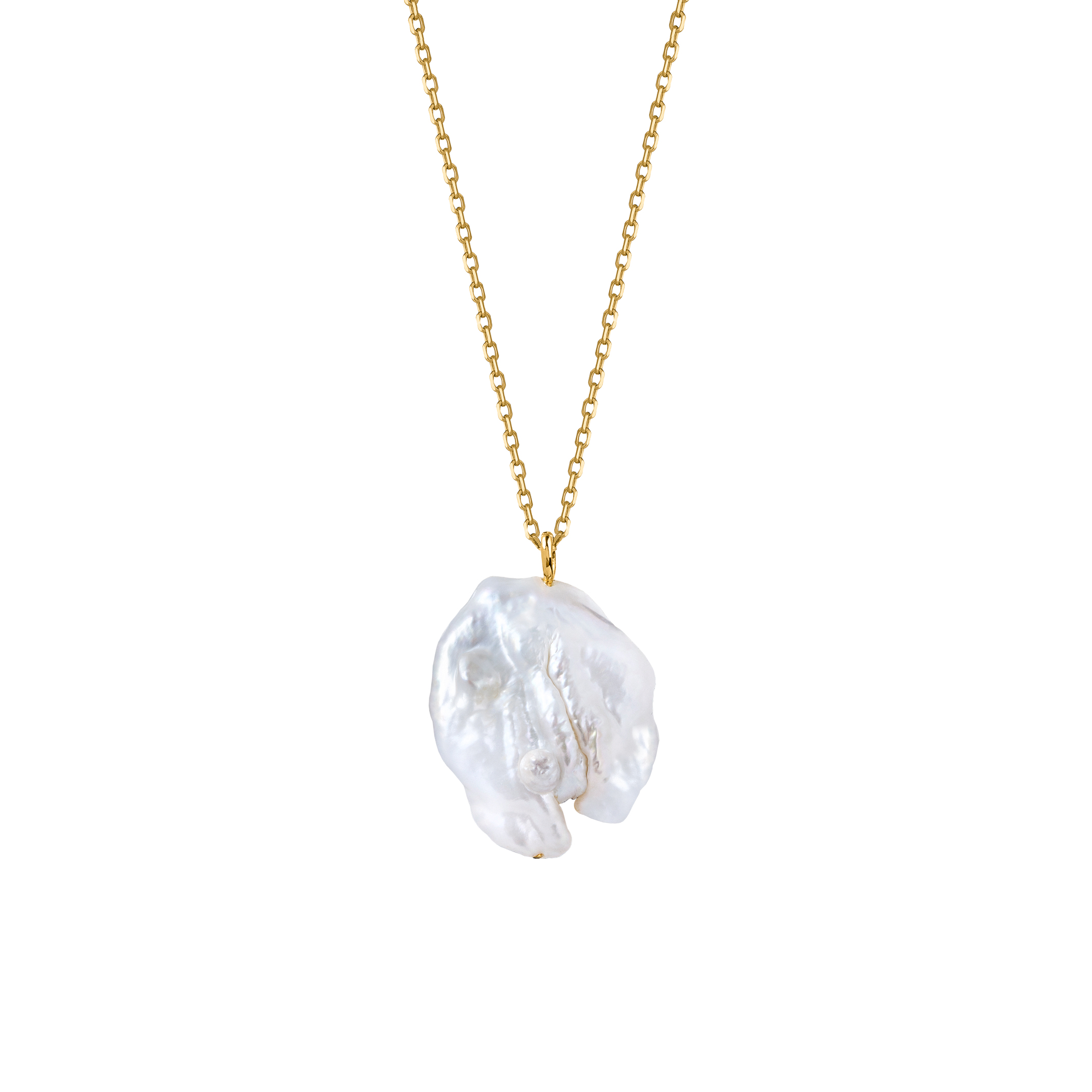 MAXI PEARL NECKLACE