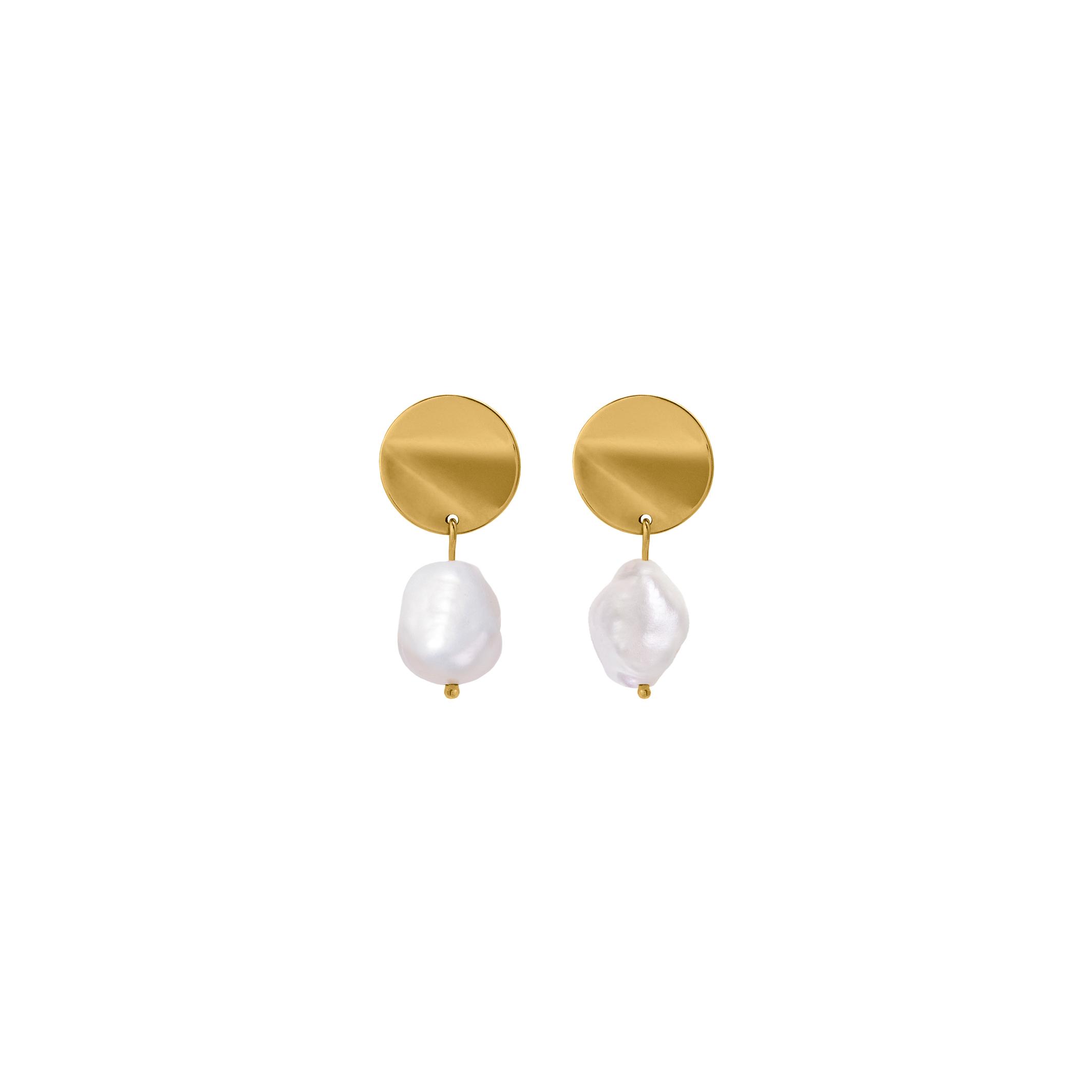 CLASSIC PEARL EARRINGS