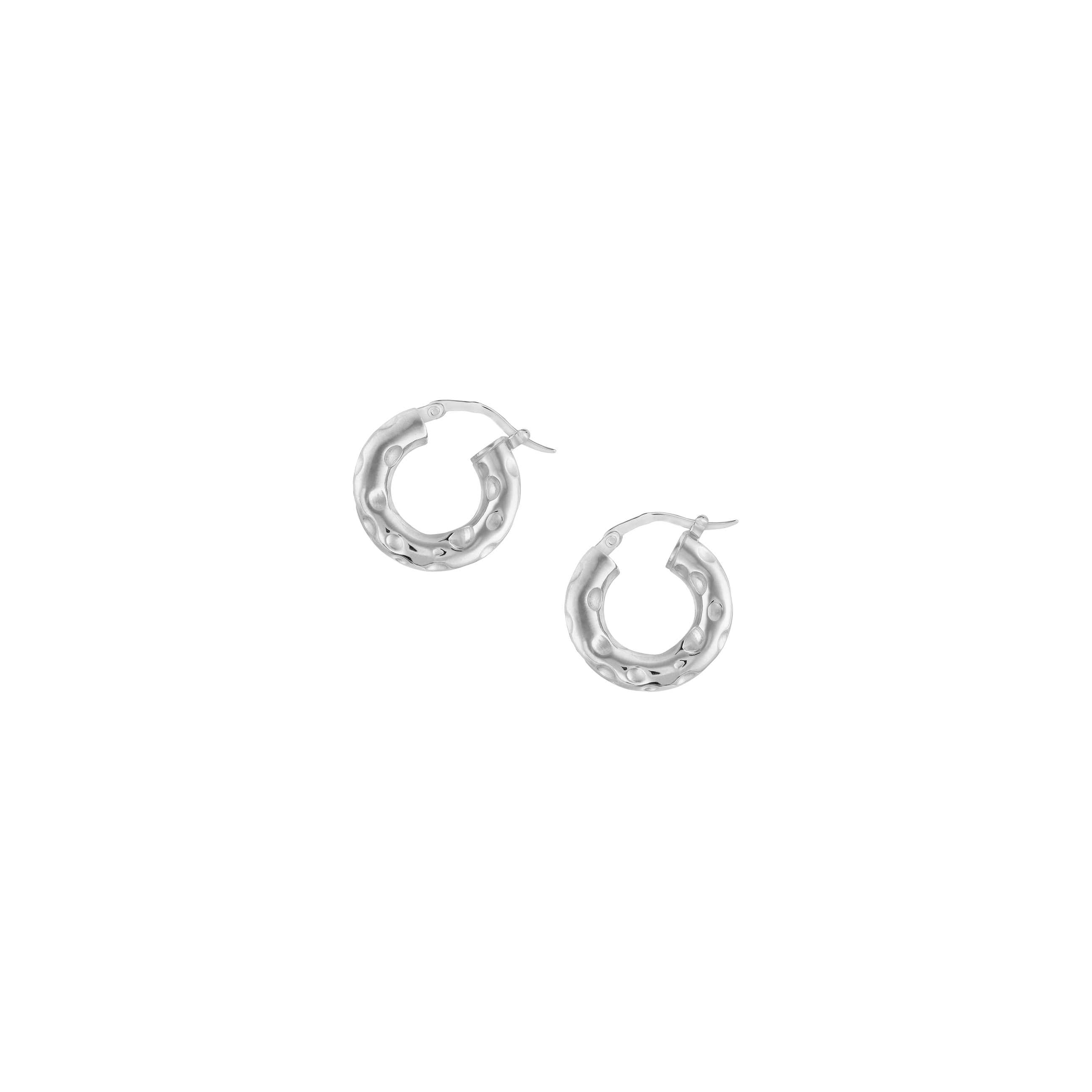 HOOPS FACTURE SILVER