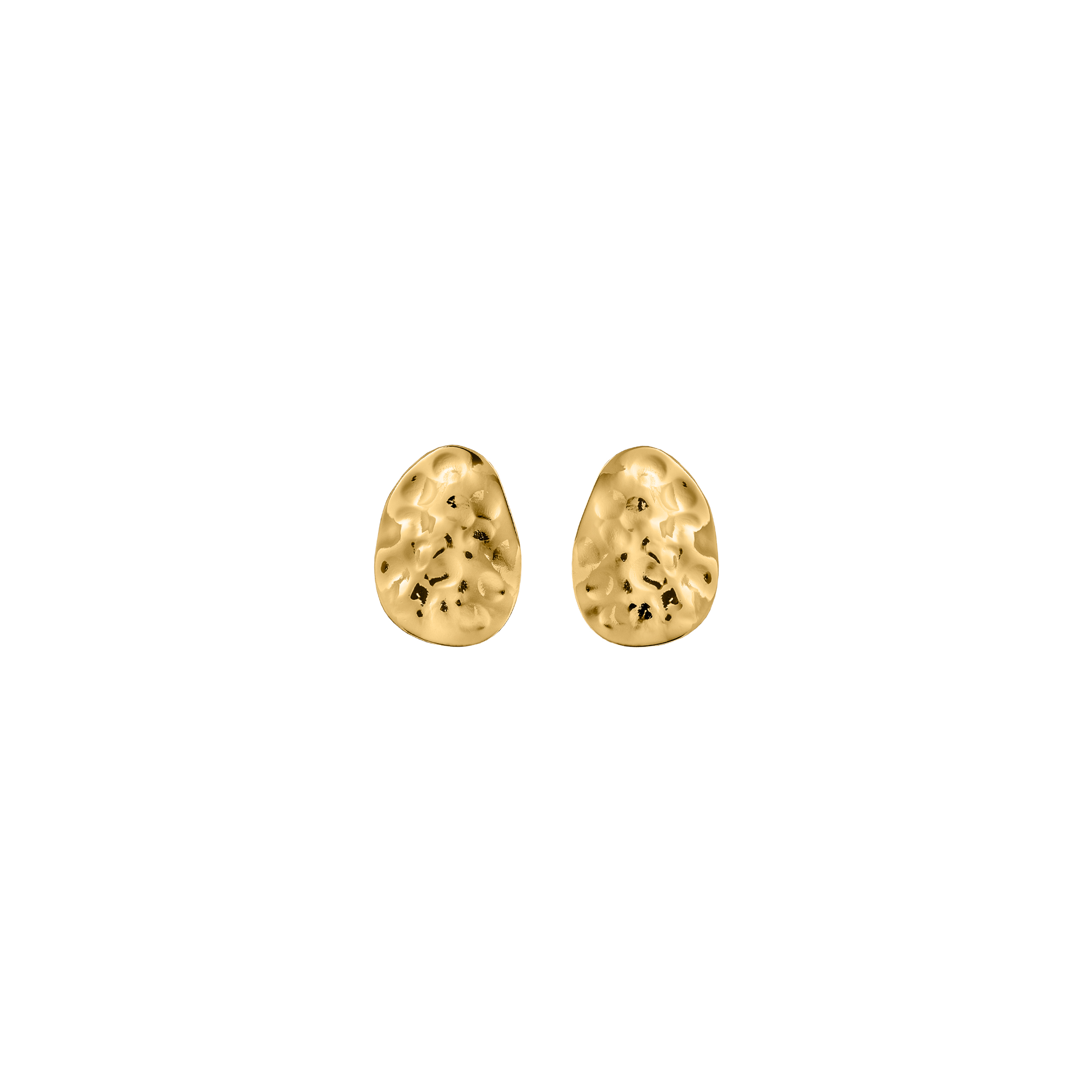 Earrings Gold Facture 1