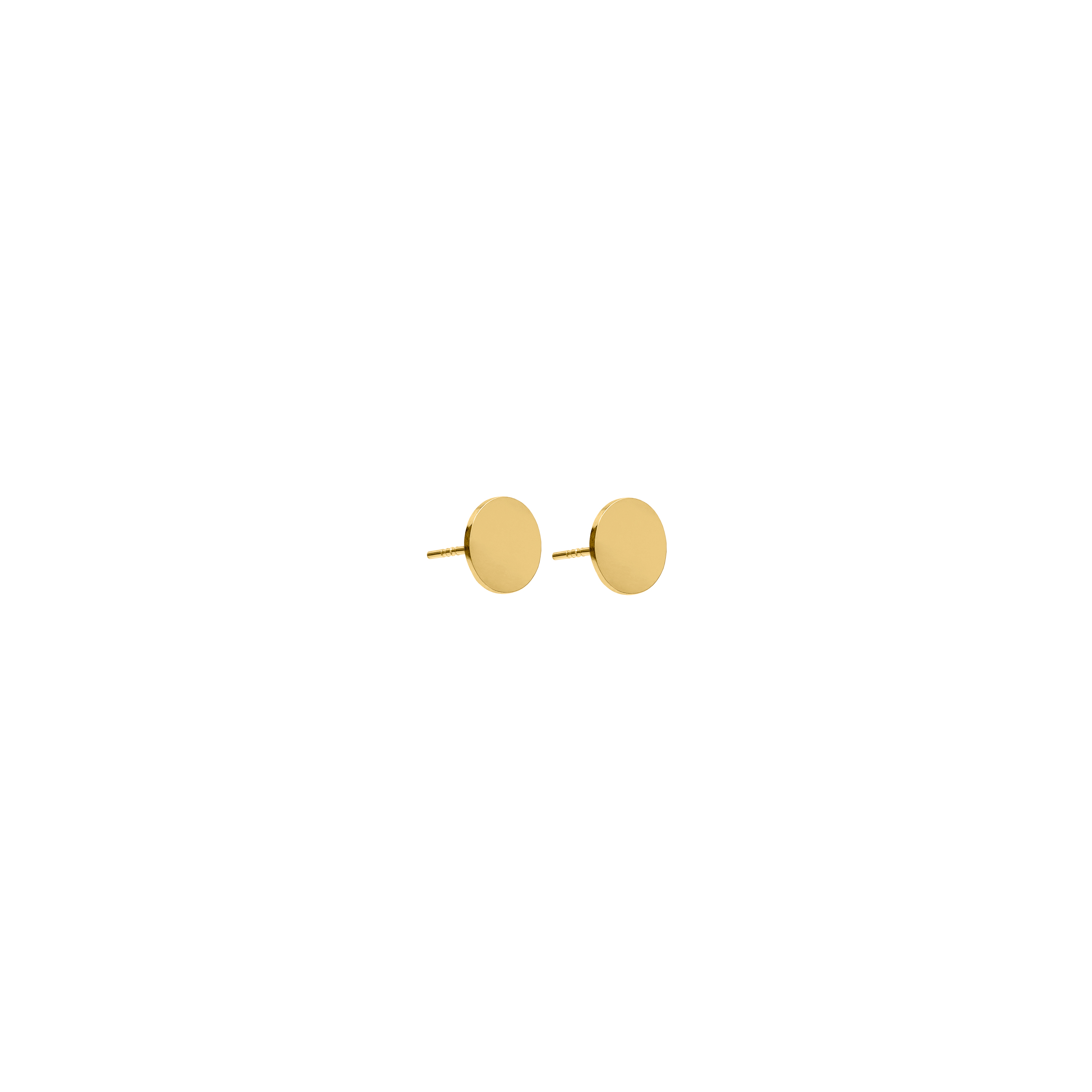 STUD EARRINGS GOLD