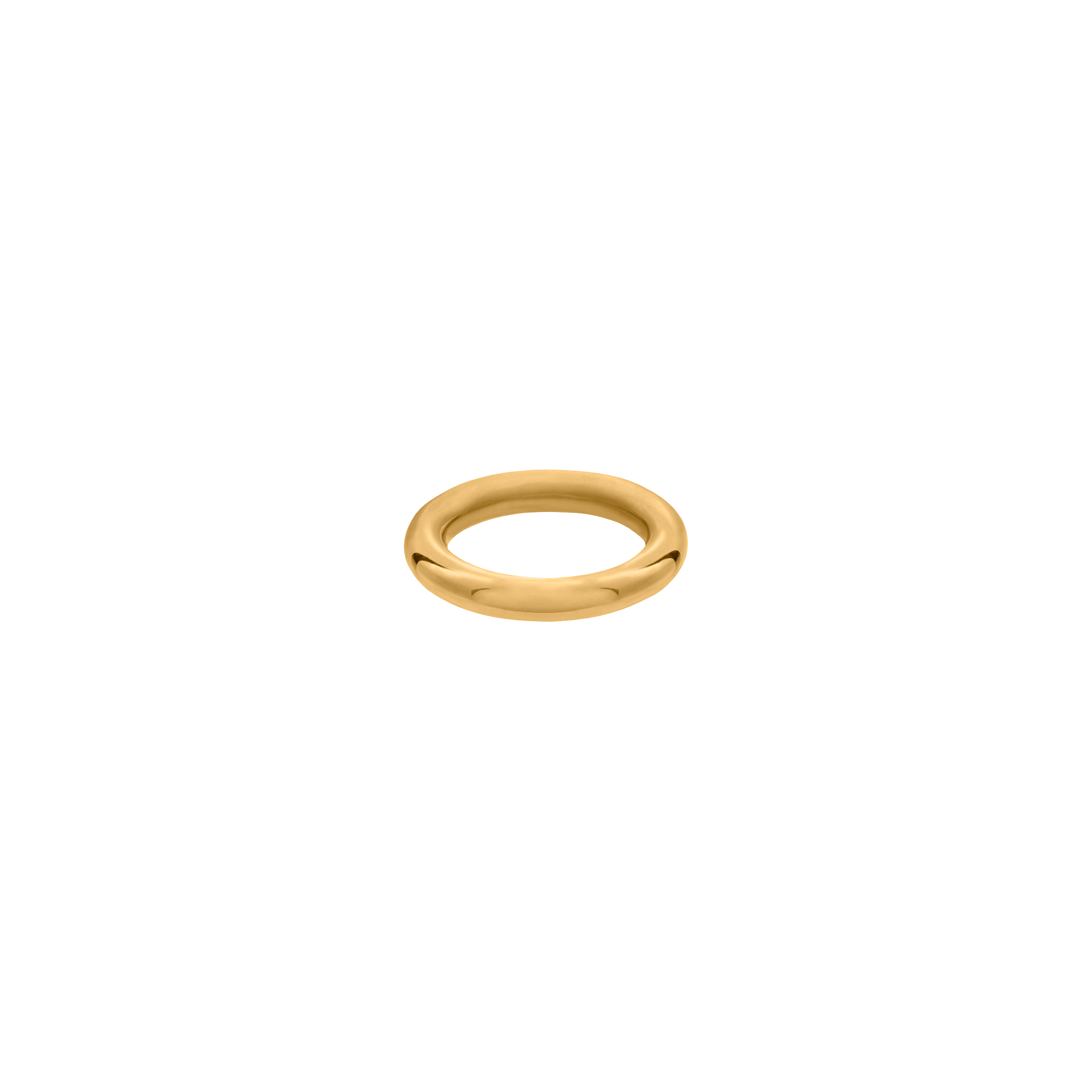 Simple Ring Gold 1