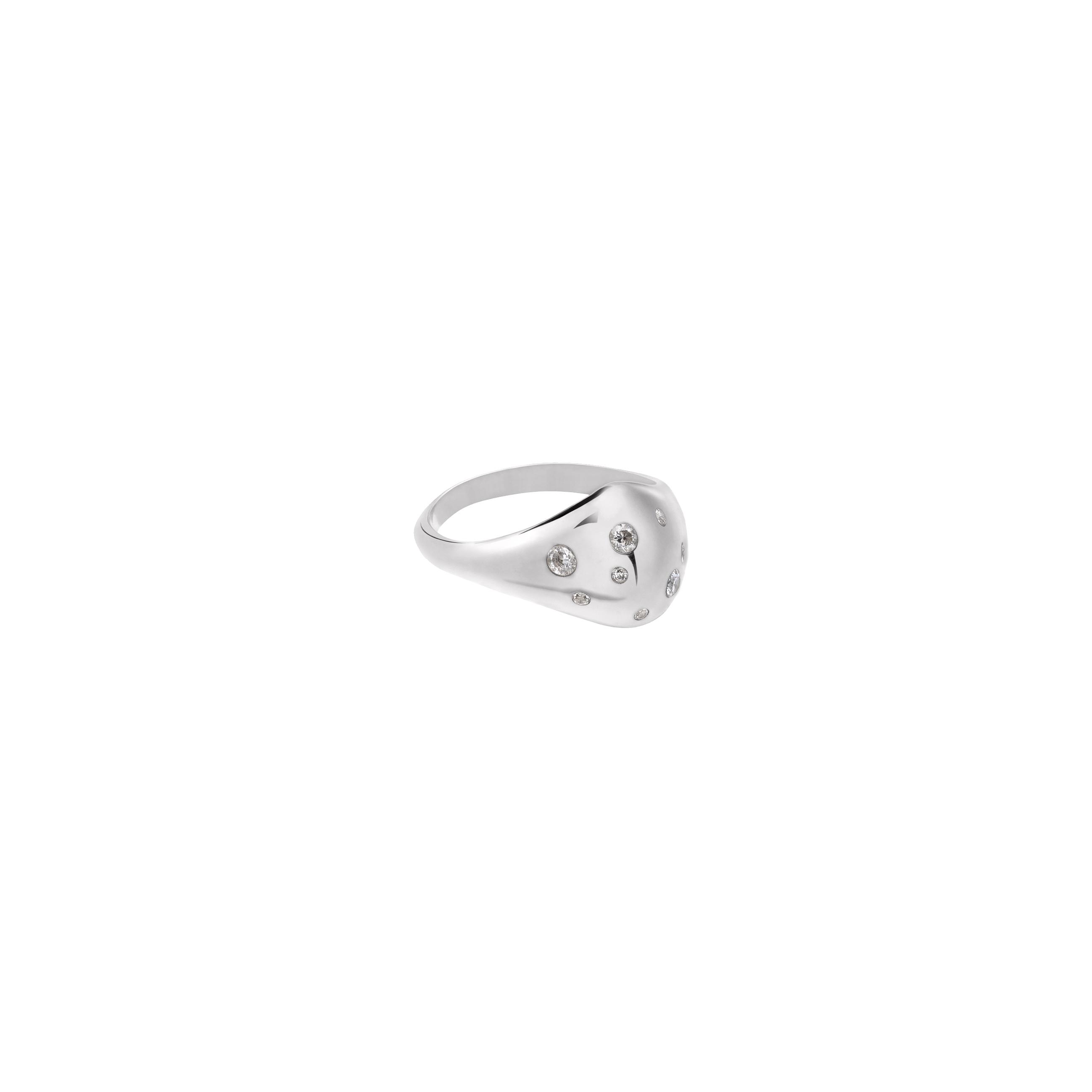 sygnet / zirconic silver