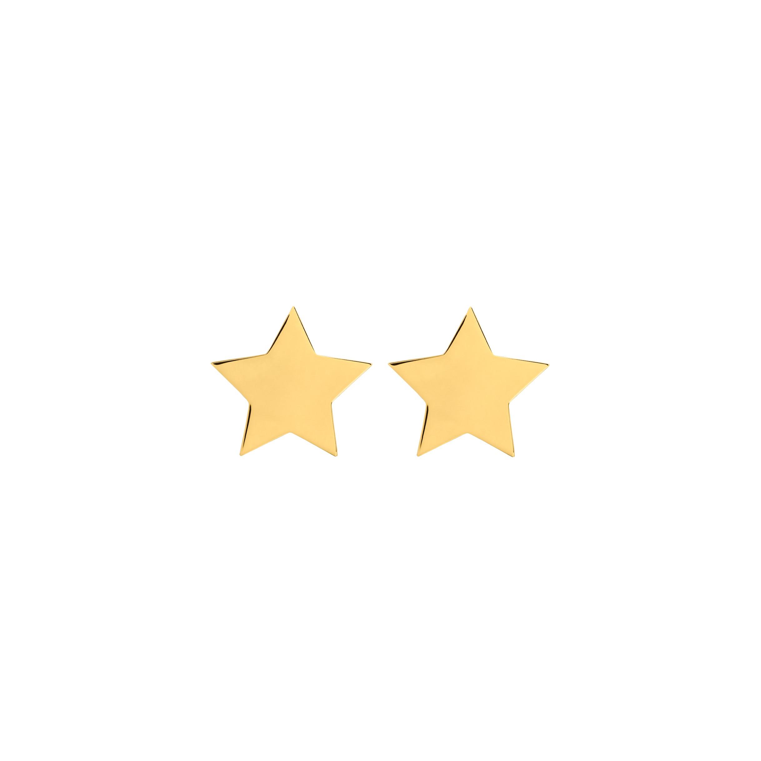 star earrings/ mini
