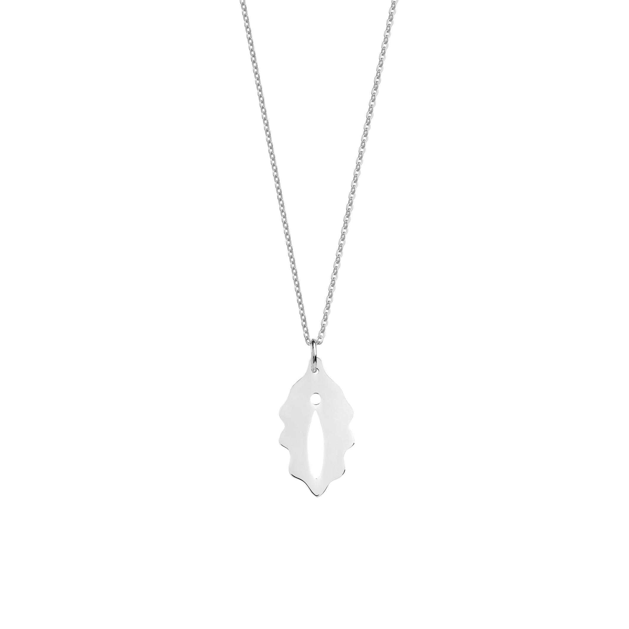 limited edition/ féminin necklace silver
