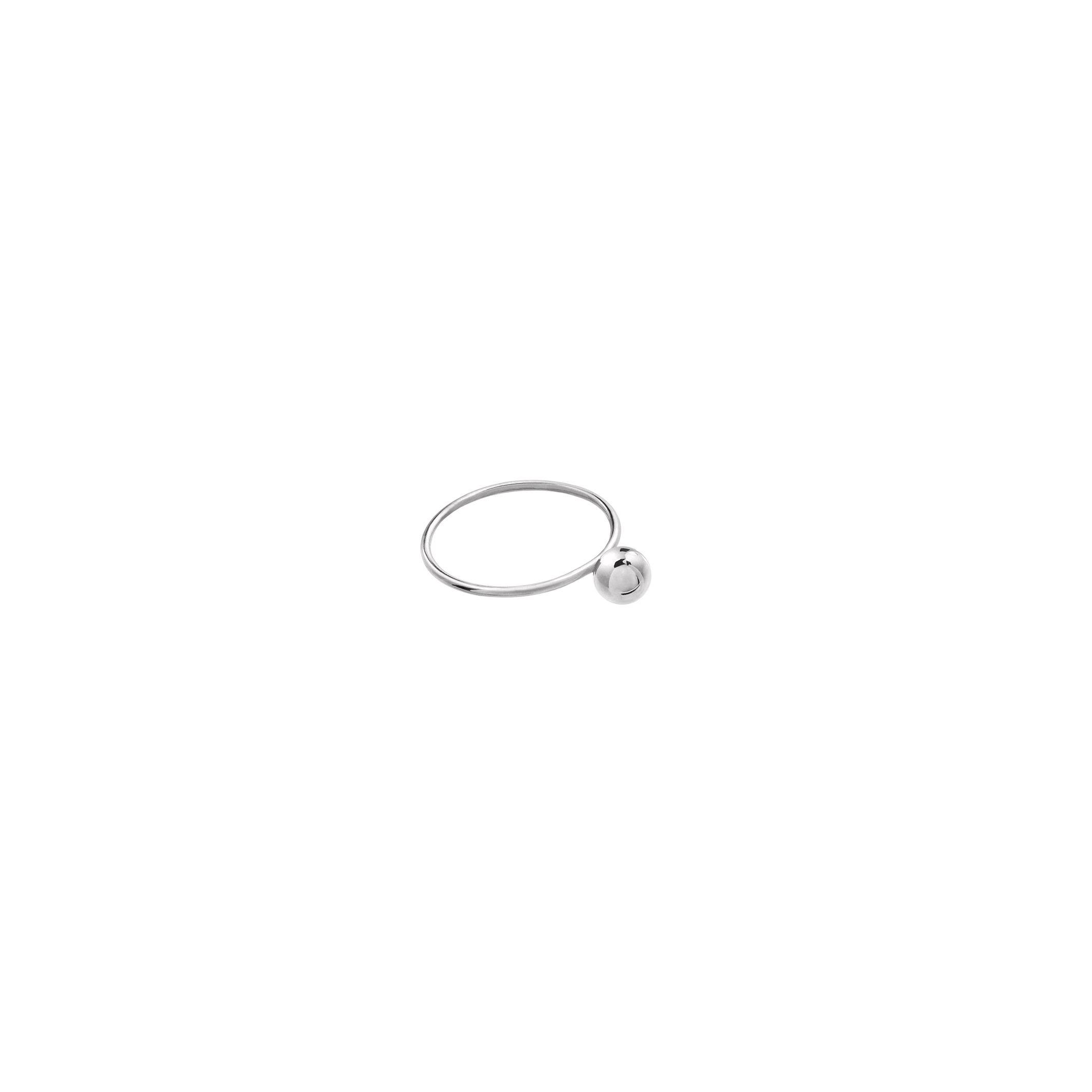 Simple Ring Silver 2