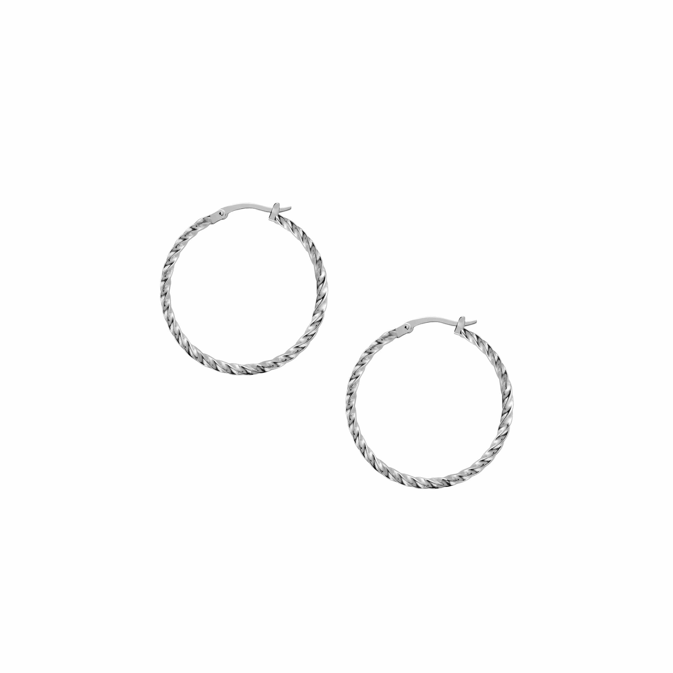 Vintage Circles Silver