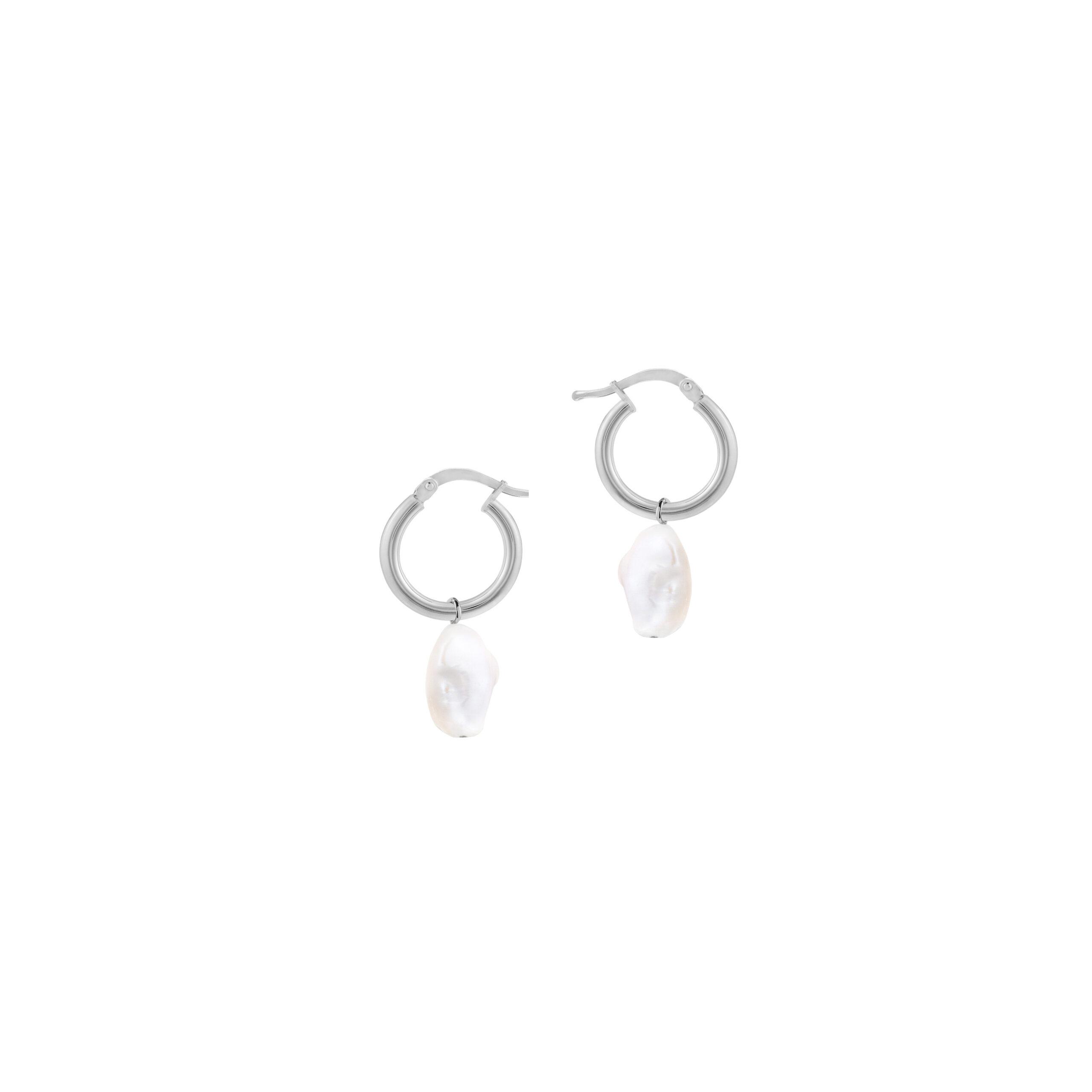 Pearl Circles Silver