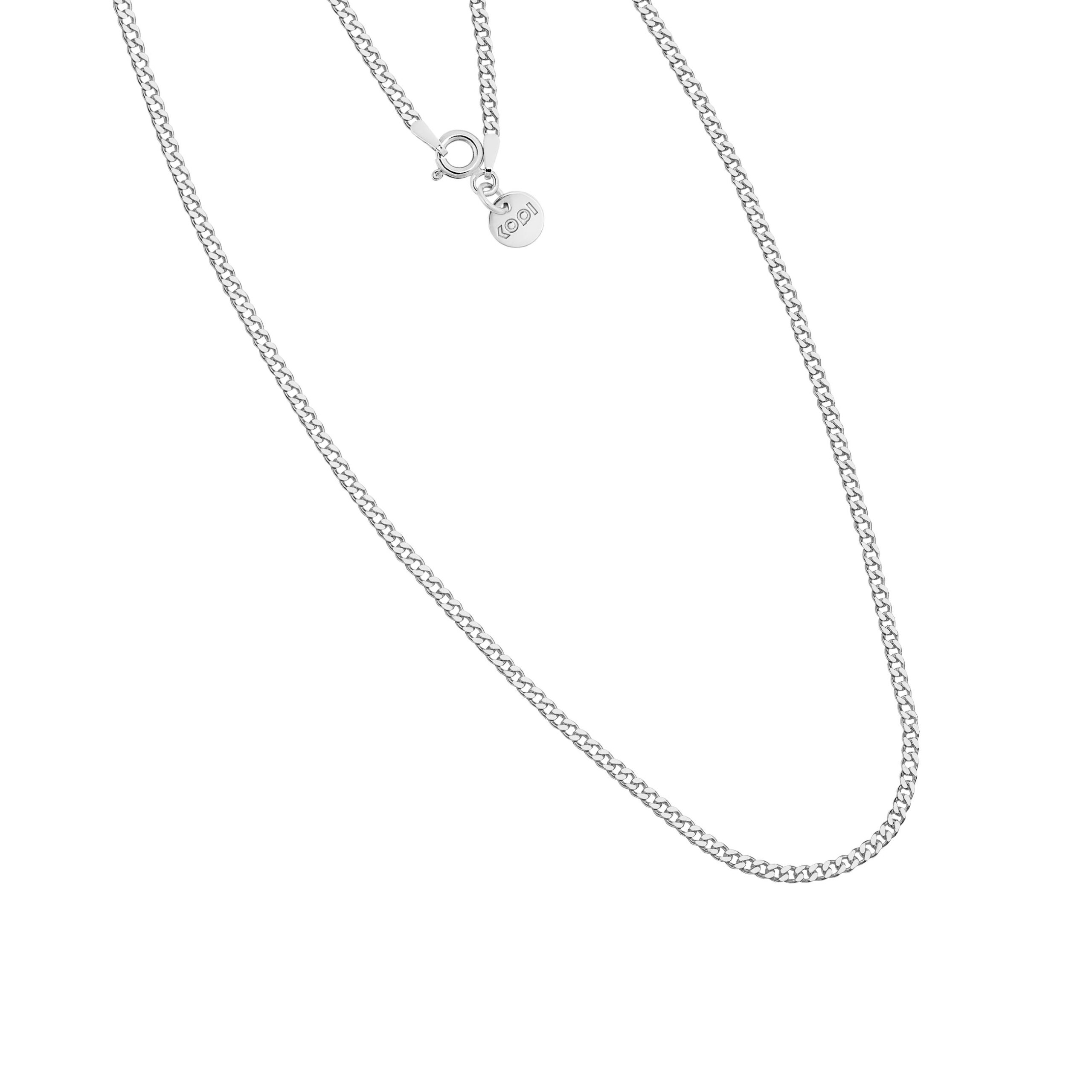 Simple Chain Silver