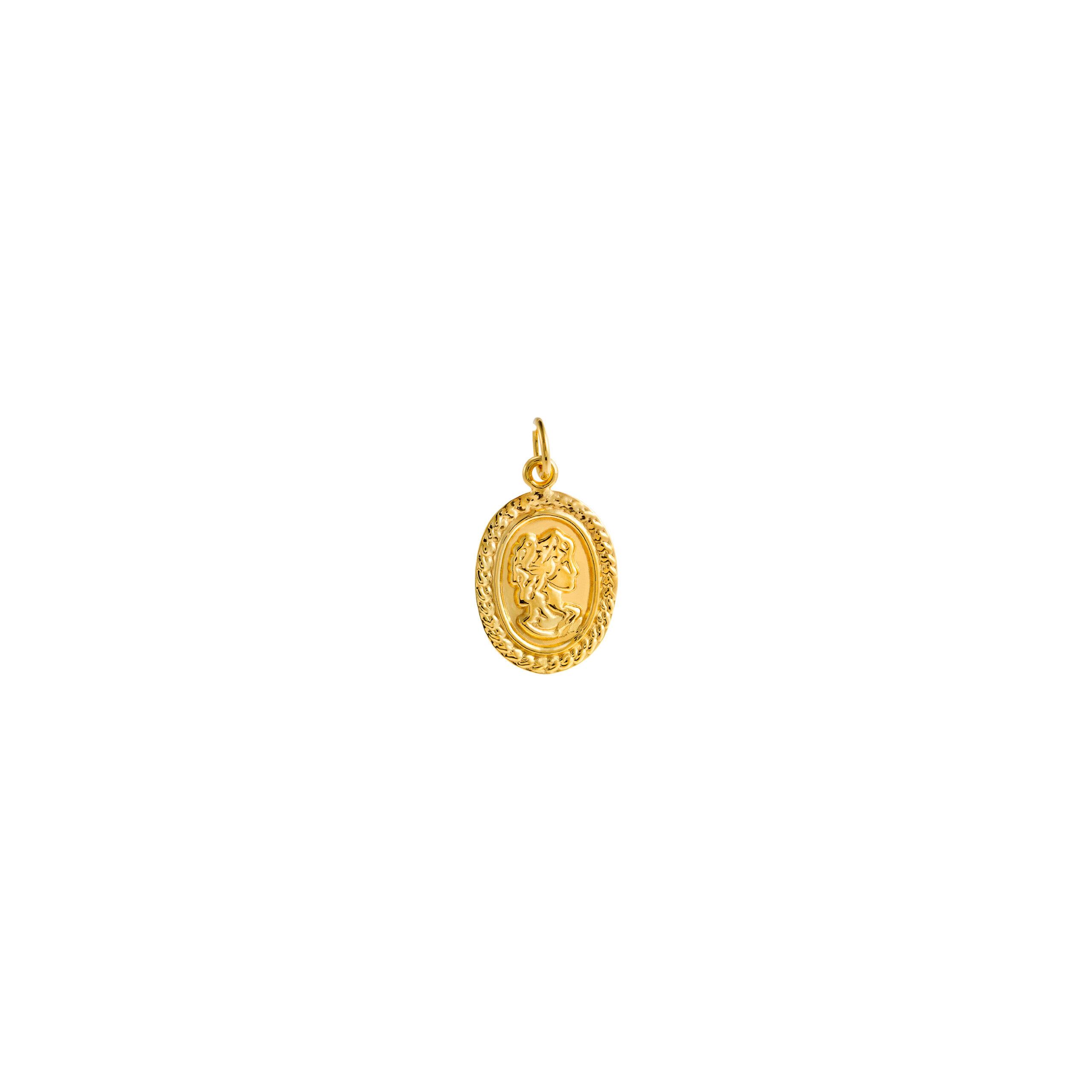 zawieszka grandma/ gold