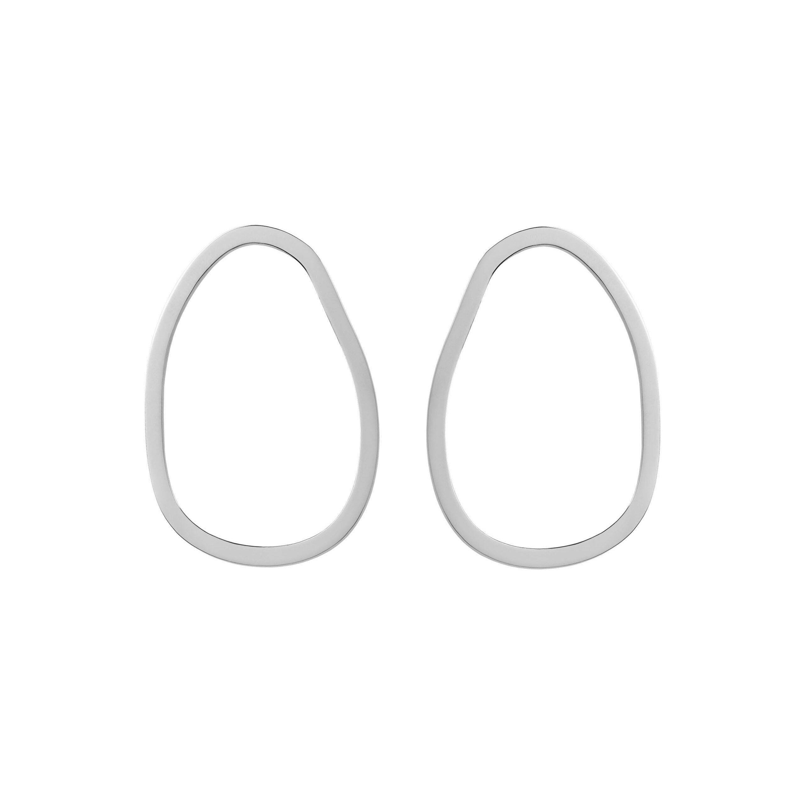 Big Arp Circles Silver