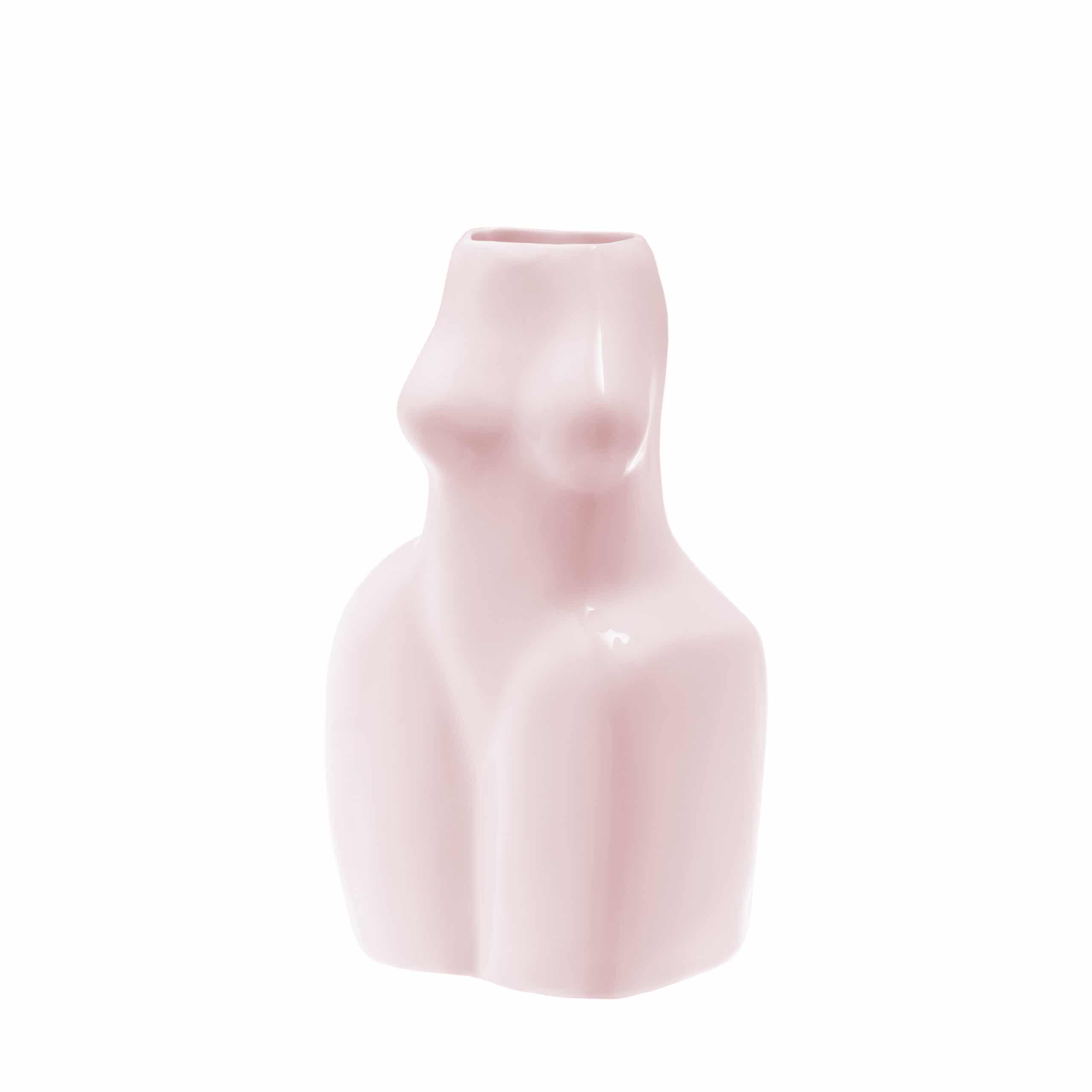 mini wazon kopi / rose