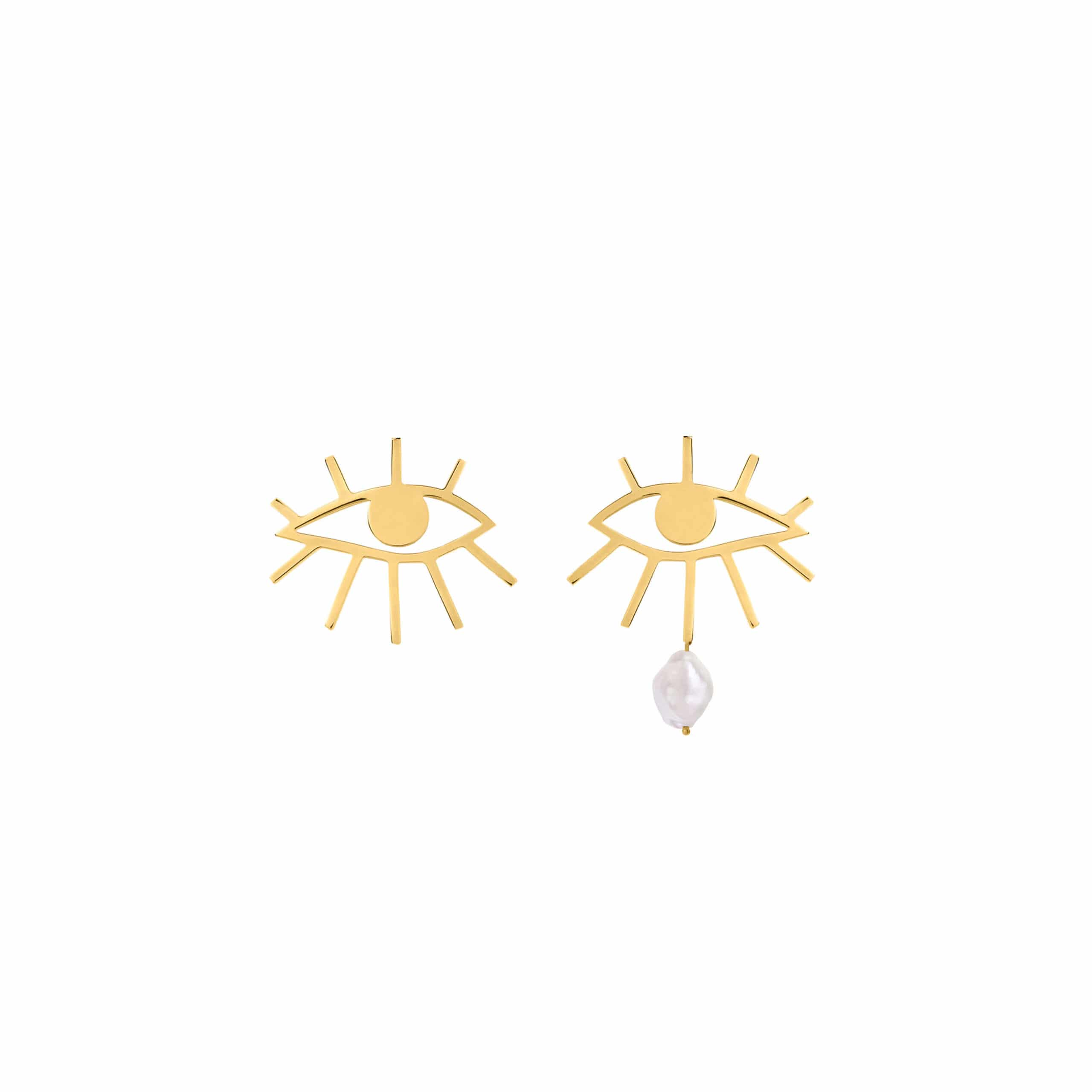 eyes earrings / limited edition