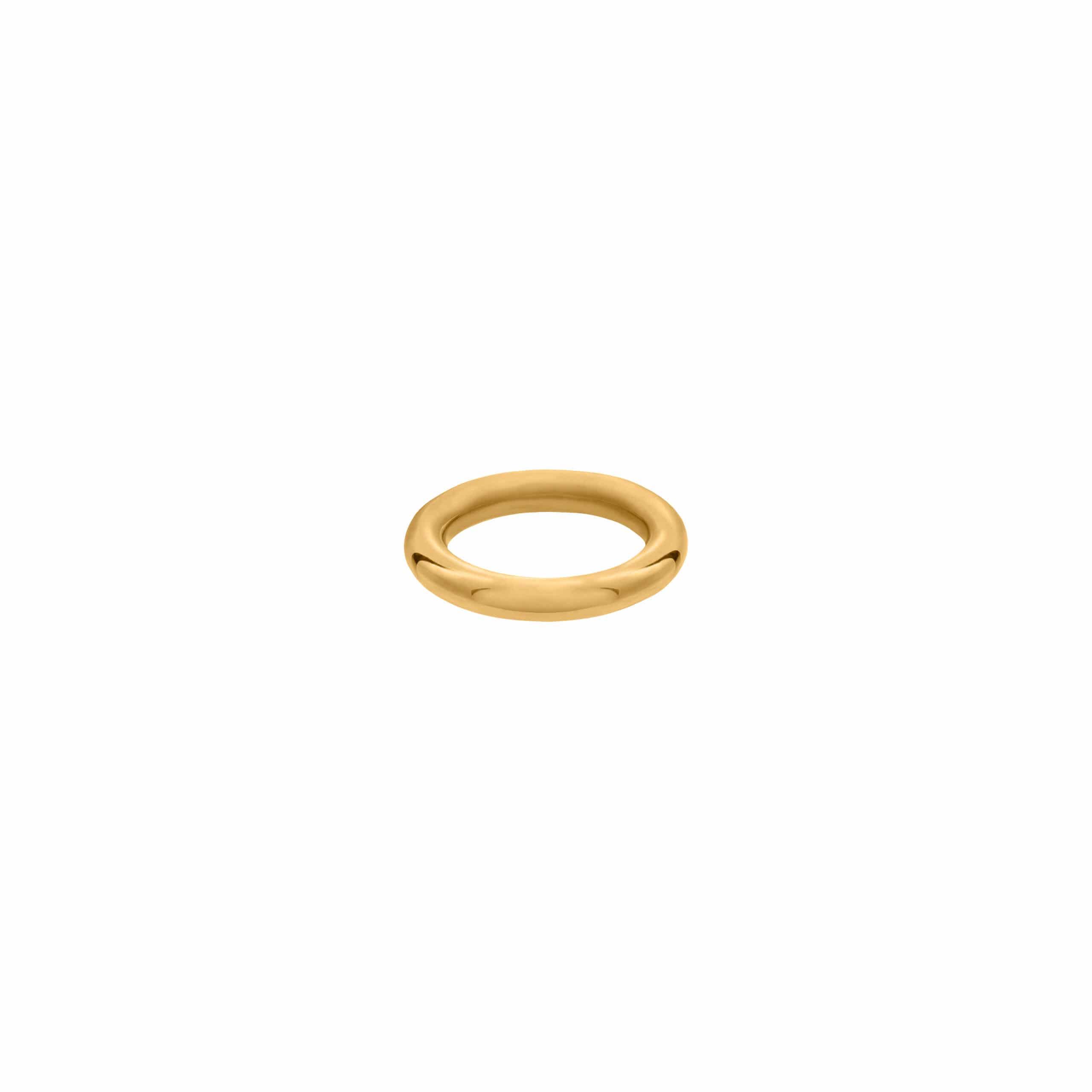 Simple Ring 1 Mosiądz