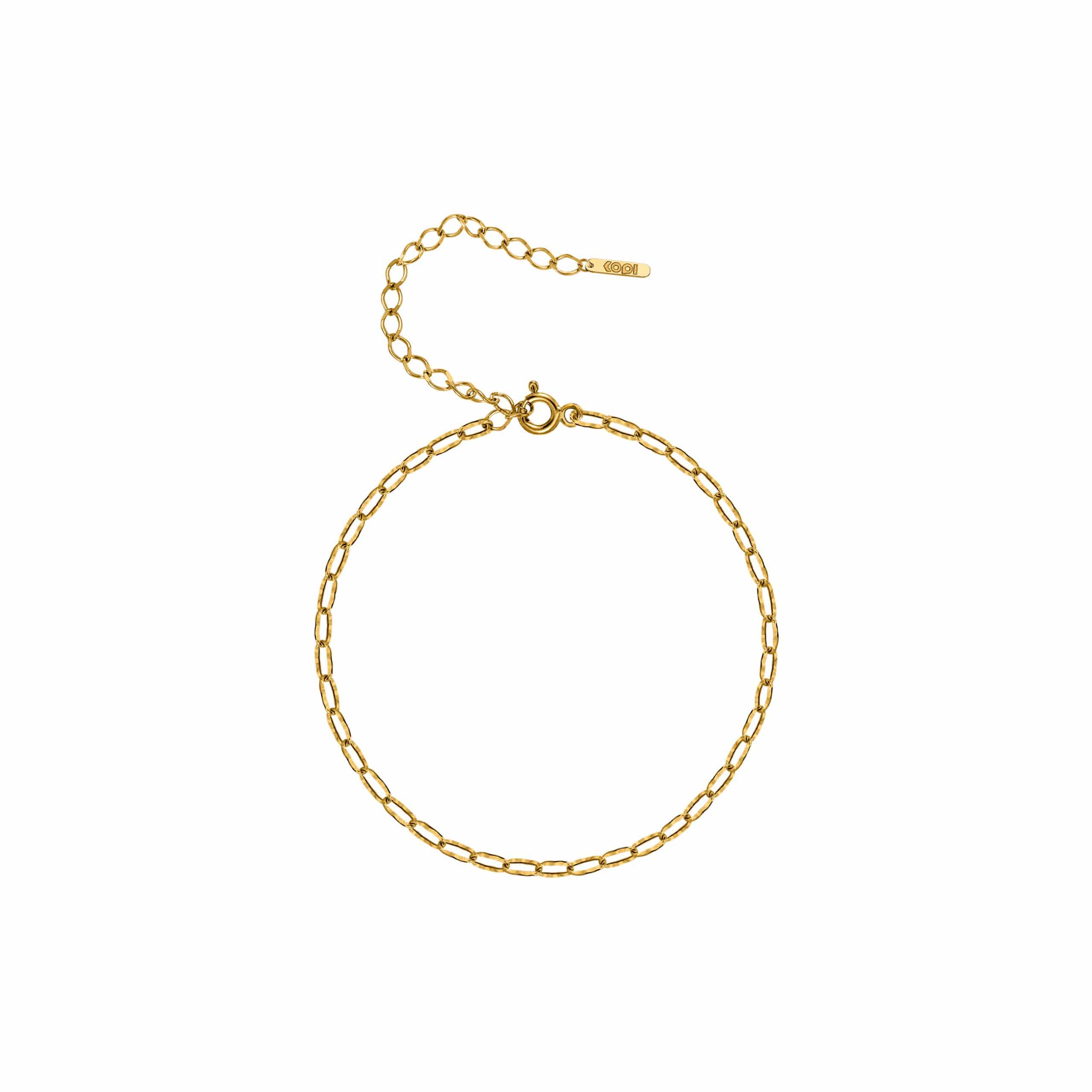 Bracelet Simple Kopi Gold