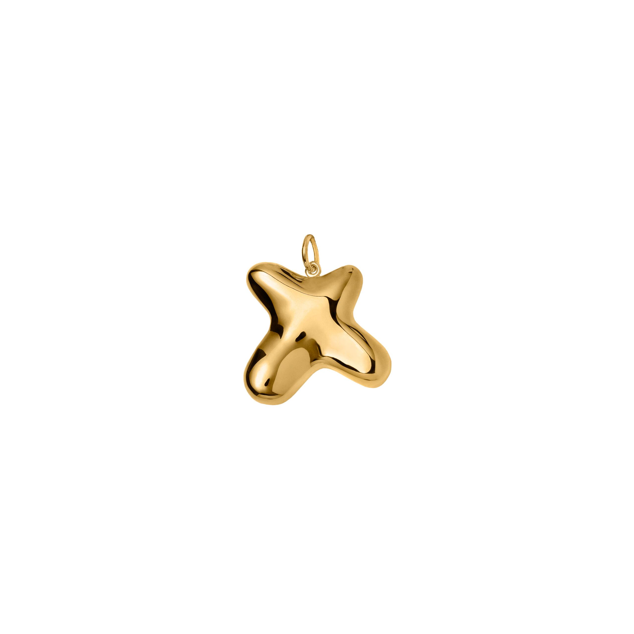 Pendan Maxi Butterfly Gold