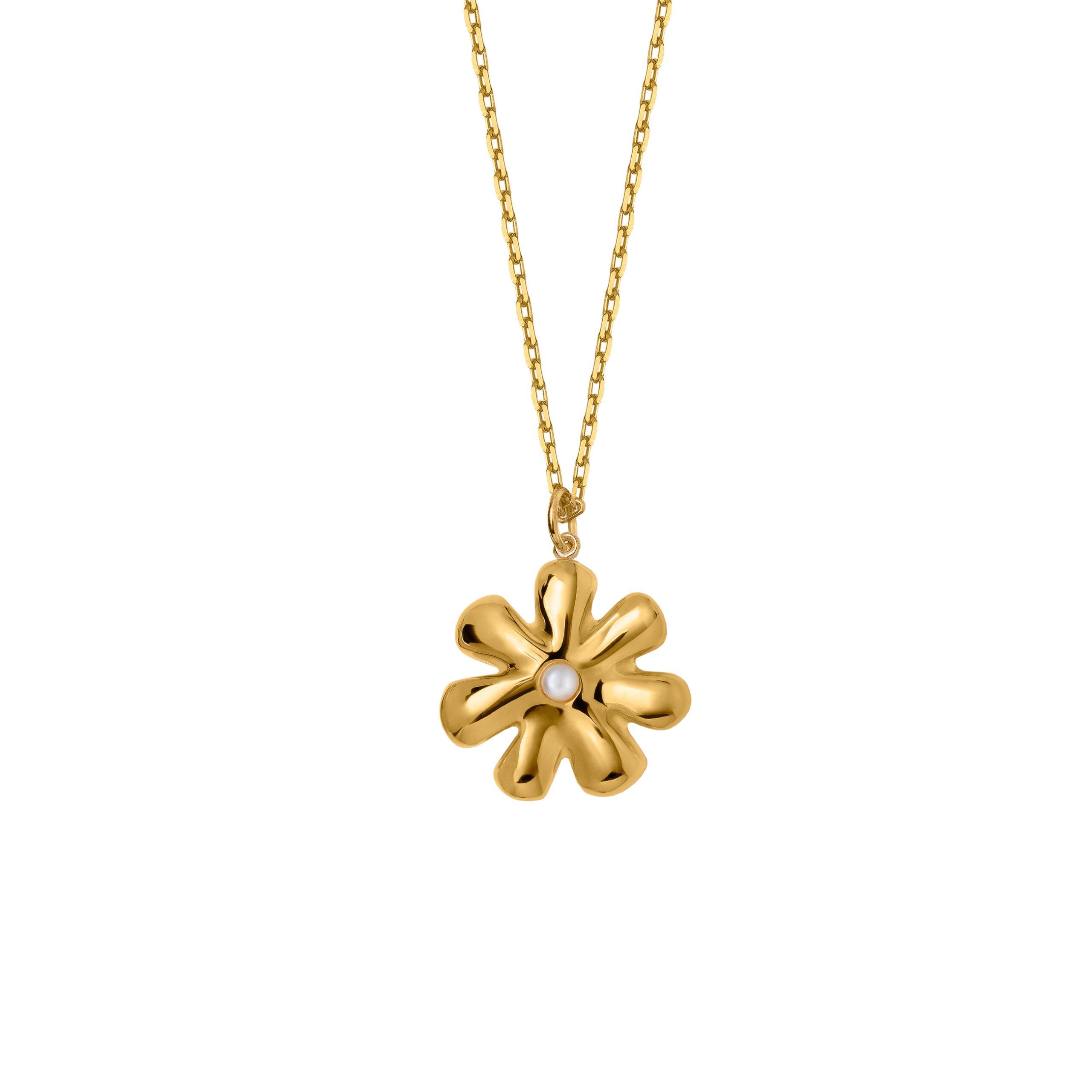 maxi daisy necklace