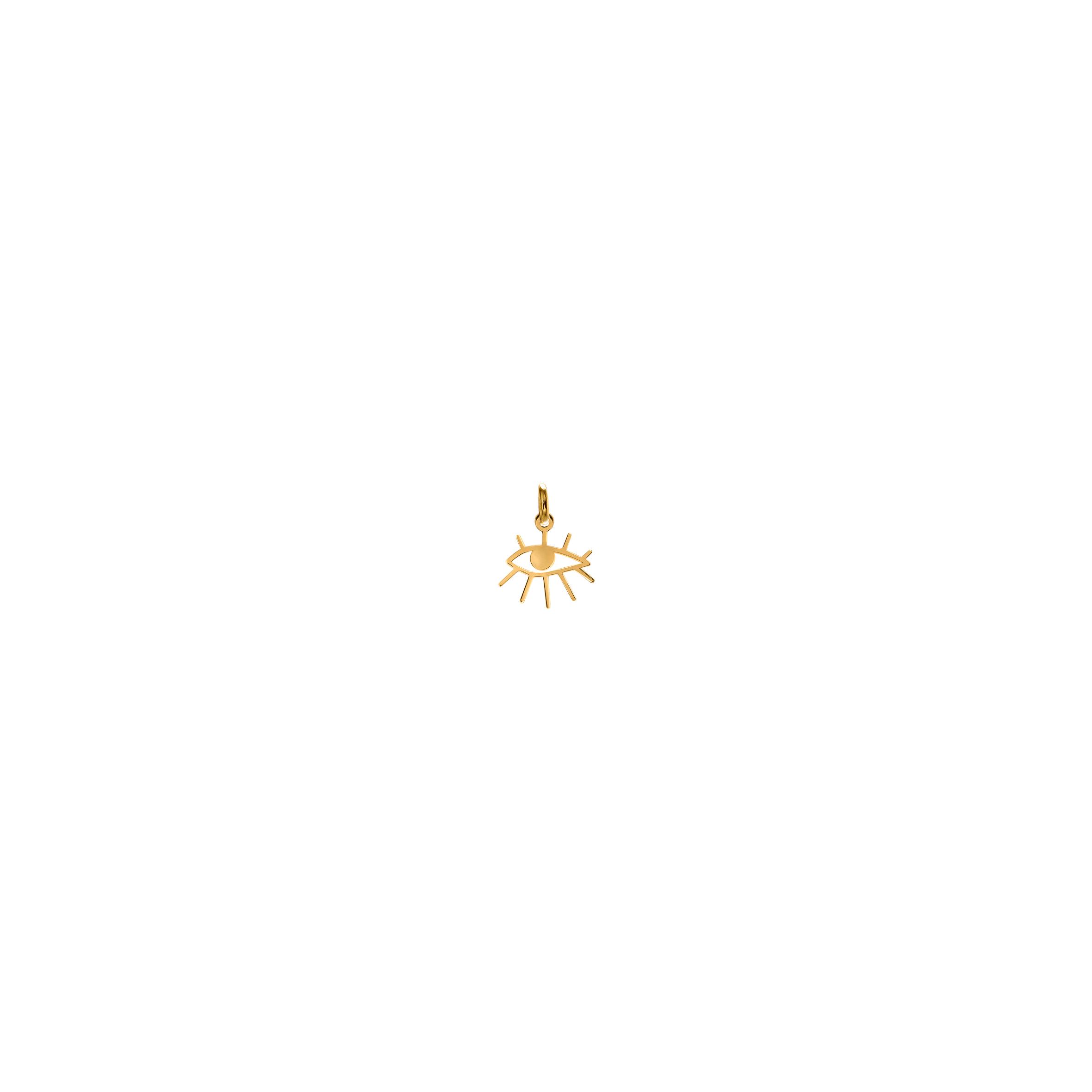 Zawieszka Mini Oko Gold
