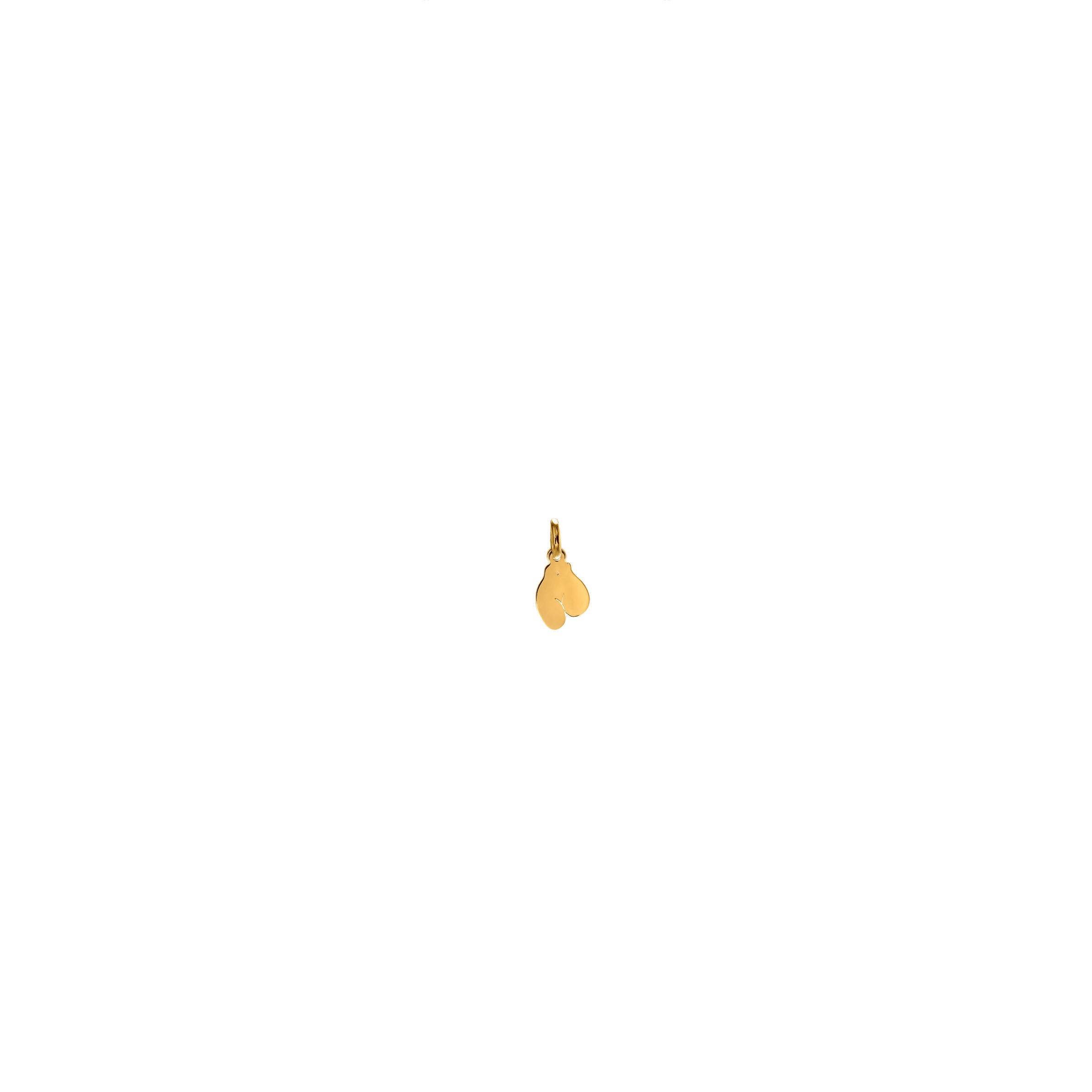 Zawieszka Mini Feminin Gold 1