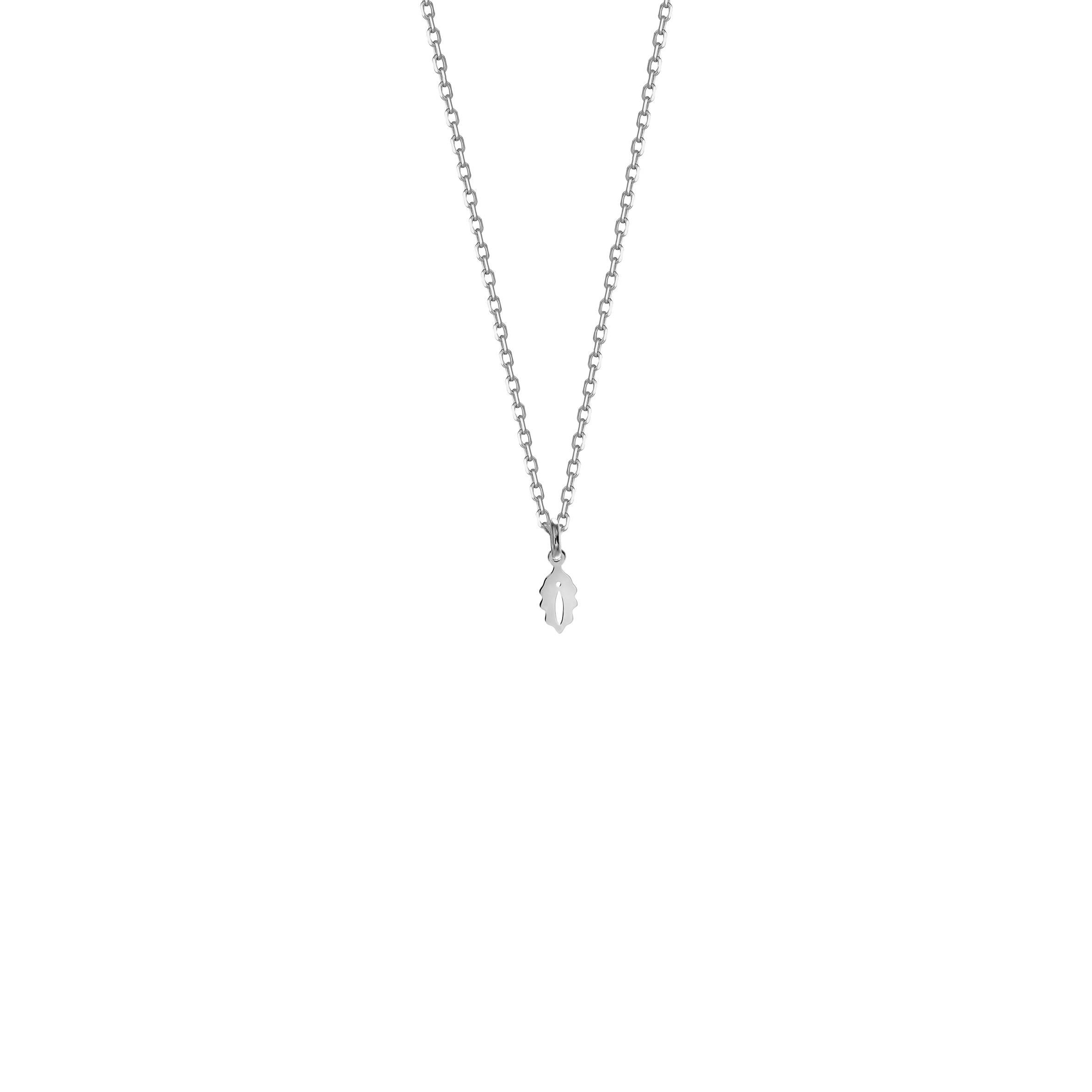 Mini Necklace Feminin Silver