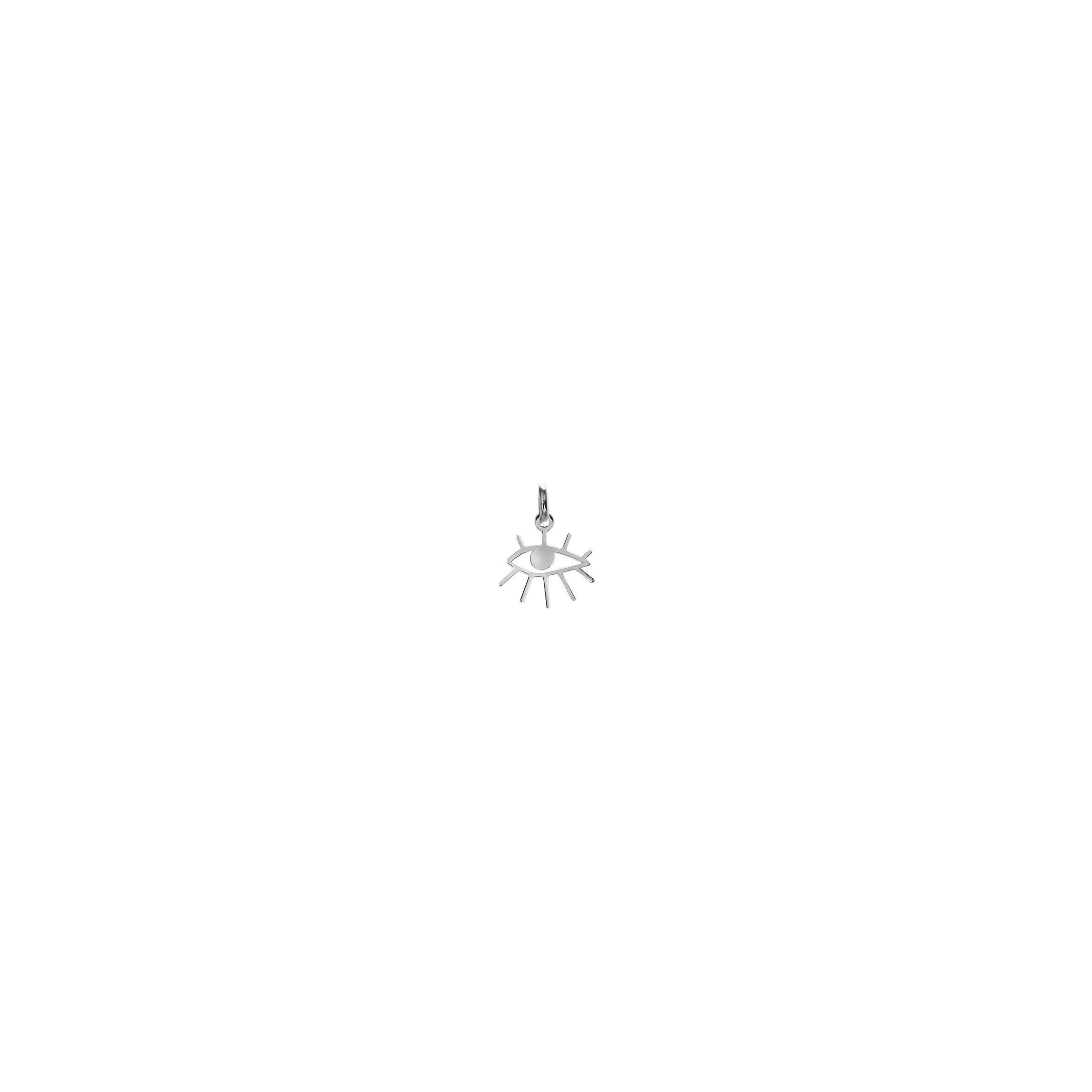 Zawieszka Mini Oko Silver